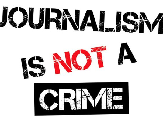 'Journalism is not a crime': Media owners and journalists unite in press freedom campaign