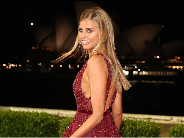 Tegan Martin Just Had a Fashion Moment At the Dally M Awards