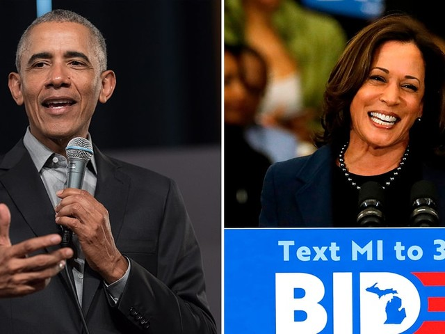 "Obama Applauds Joe Biden For Picking Kamala Harris as His VP: ""This Is a Good Day"""