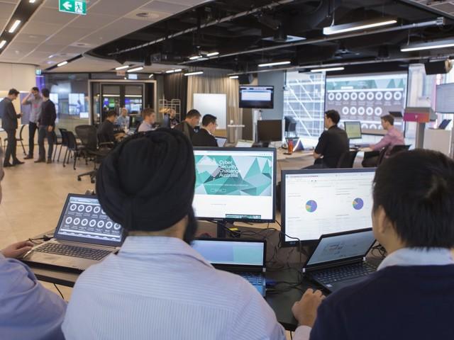 Unearthing Australia's next elite hackers