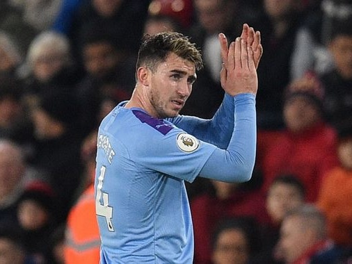 Aymeric Laporte hailed 'best in world' by Pep Guardiola after Man City return