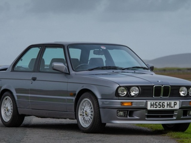 Someone Paid $65k For A BMW E30 325i, Albeit A Rather Nice One