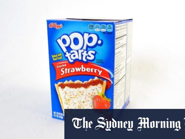 Woman sues Kellogg for $6.7m over lack of strawberries in Pop-Tarts