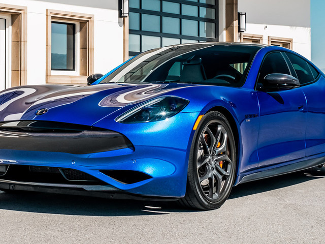 2020 Karma Revero GT Gains New Sport and Performance Packages – Also Costs $9,800 More