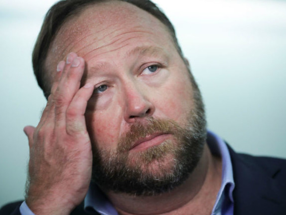 Infowars Infected With Credit Card-Stealing Malware, Alex Jones Claims It's A Conspiracy