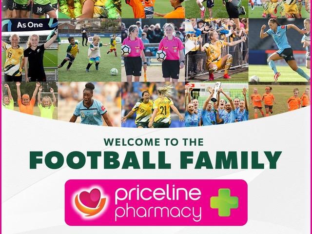 Football Australia (FFA) and Priceline Pharmacy launch new partnership