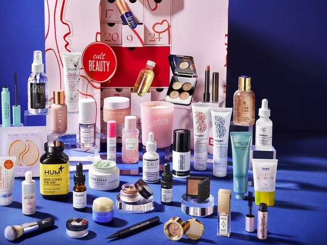 Beauty Advent Calendars Are Launching Sooner Than You Think - These Are Some of the Best So Far