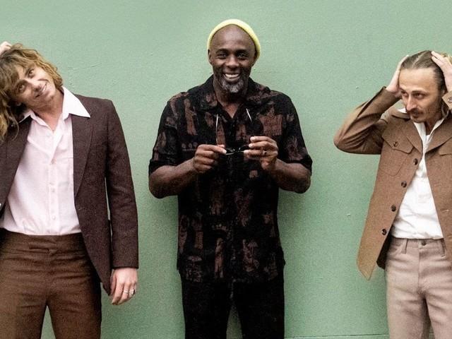 Lime Cordiale And Idris Elba Unite On New Single 'Apple Crumble'