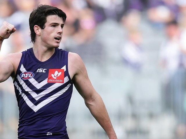 Fremantle young gun Andrew Brayshaw was left rattled by Ross Lyon's shock sacking