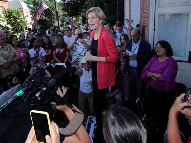 Elizabeth Warren Has Momentum. Can She Build a Movement?