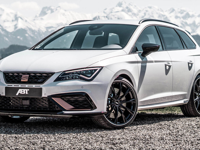 ABT's Leon Cupra R ST Offers Lots Of Power In Practical Body Style