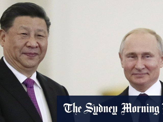 'Possible to imagine': Putin says Russia-China military alliance can't be ruled out