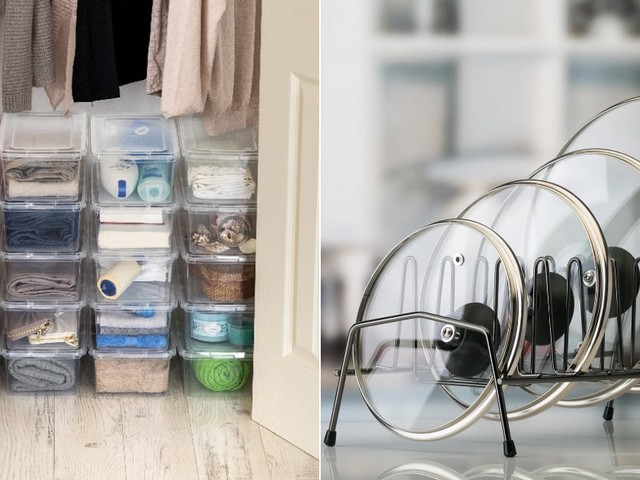 Running Out of Space? These 31 Organizing Products Will Help You Get It Together