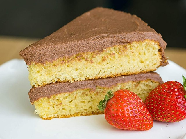 Have Your Cake and Eat It, Too, Because These 11 Options Are All Low-Carb!