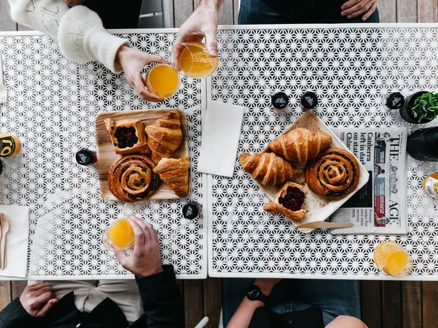 Win a mimosa brunch for four at Rob Dolan Winery worth $200