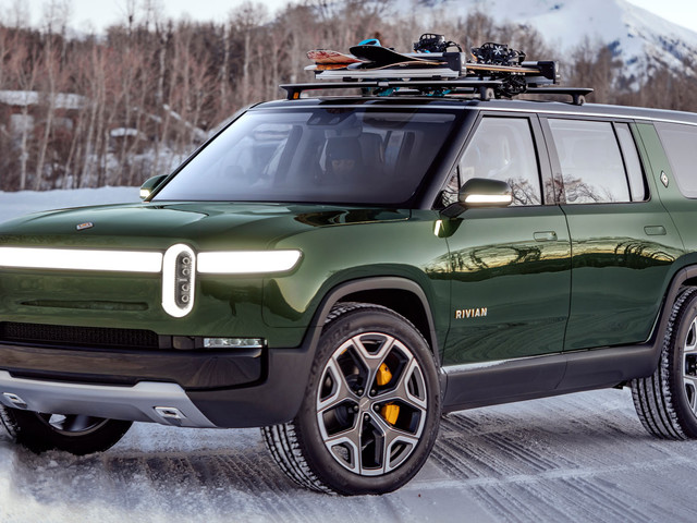 Rivian EVs To Offer Vehicle-To-Vehicle Charging Functionality