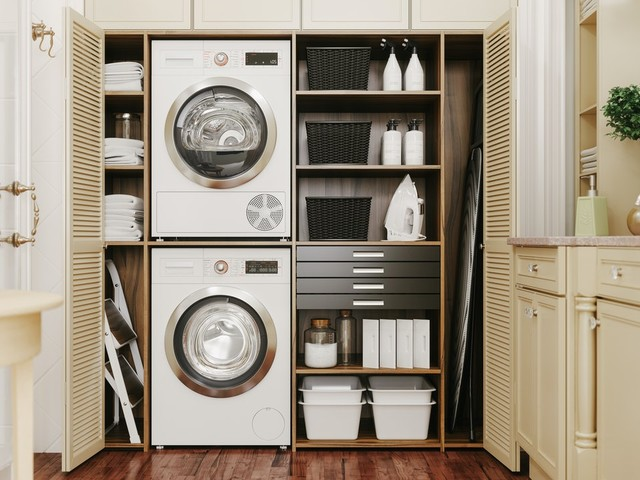 Yes, a Laundry Can Be Stylish: How to Elevate the Most Neglected Space in Your Home
