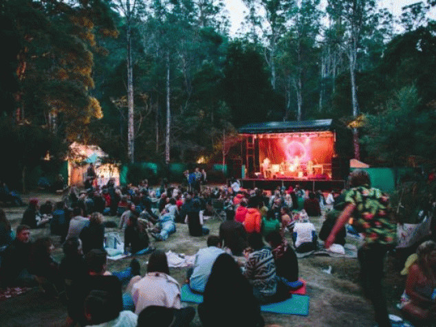 This Tasmanian music festival just dropped its stunningly eclectic lineup