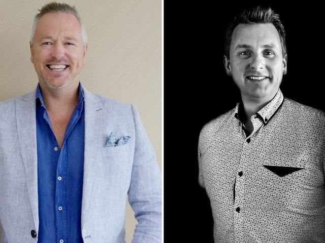 VMLY&R hires ECD Benjamin Davis and digital director Neil Atkin