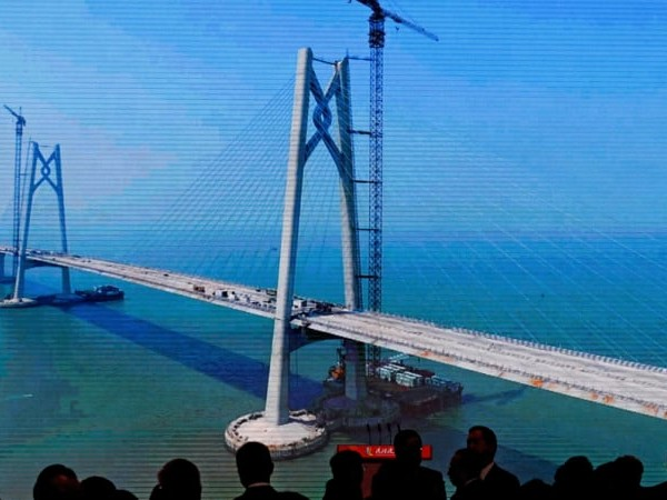 Bridge over troubled waters: Xi tour aims to smooth investor nerves