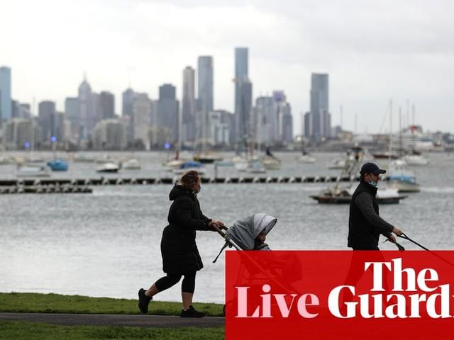 Covid live news update: Victoria premier to announce lockdown end date; NSW students prepare for school
