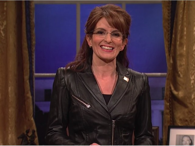 Tina Fey Brought Her Sarah Palin Impression Back to SNL Alongside Some Special Guests