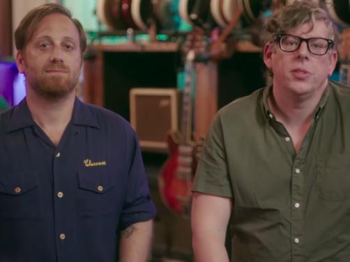 The Black Keys' New MasterClass Parody Video Is Perfect