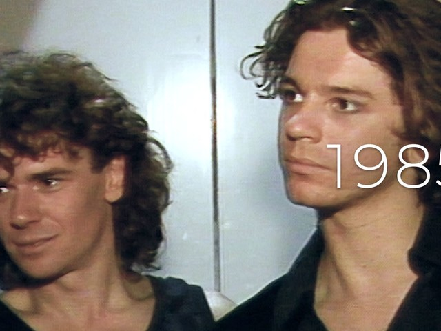 Rewind Series 4 INXS on How to Pick a Hit Single