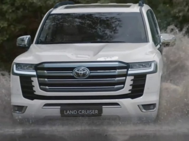 2022 Toyota LandCruiser 300 Series delays to get worse before they get better