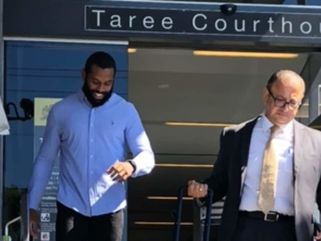 'No idea I was doing anything wrong': Addo-Carr escapes conviction over firearms offence