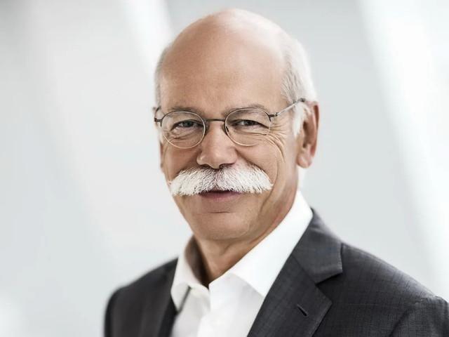 Dieter Zetsche Doesn't Want Chairman Position At Daimler