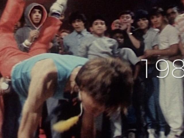 Rewind Breakdancing 1985