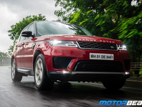 2019 Range Rover Sport Petrol Test Drive Review – Got Gas?