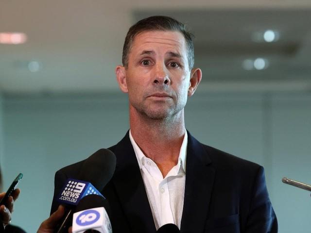League legend Mark Coyne prepared to quit ARLC post over Singapore arrest