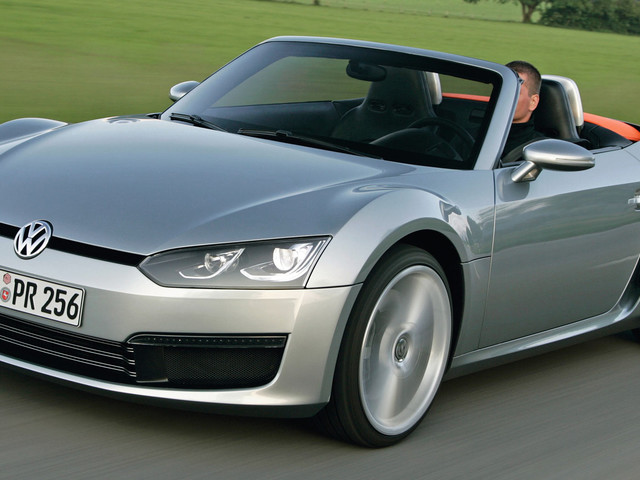 VW Reportedly Considering An Electric Sports Car, May Target The Tesla Roadster