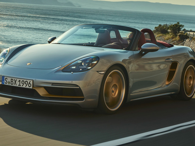 2021 Porsche Boxster 25 Edition Celebrates Anniversary With 1993 Concept-Inspired Touches