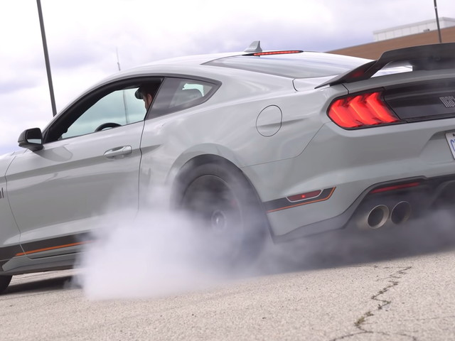 Sounds Like The New Mach 1 Is The Best 5.0L Ford Mustang Ever Built