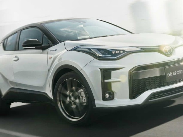 Toyota Yaris Cross and Corolla Cross won't spell the end for C-HR: High-riding hatch will survive wave of new SUVs