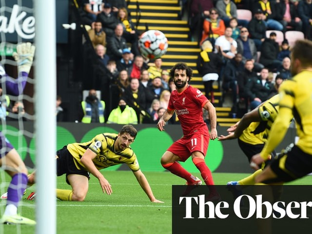 'He is the best': Klopp hails Salah as the world's premier player