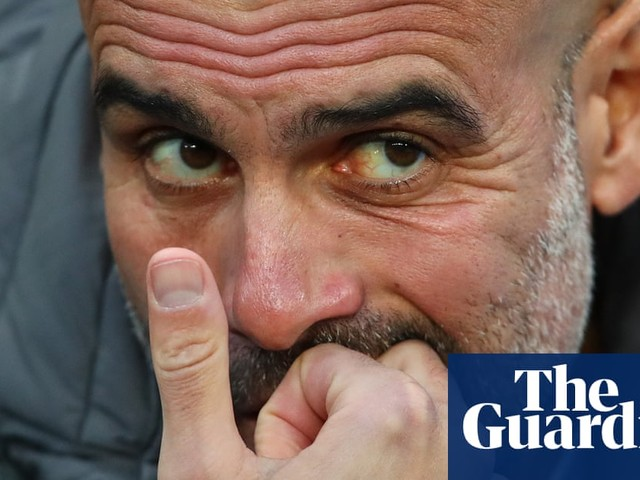 Pep Guardiola hits out at VAR after Llorente's disputed goal for Spurs