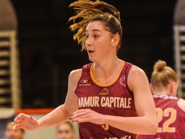 Basket-ball (D1 dames): Namur a assuré le coup avant la pause