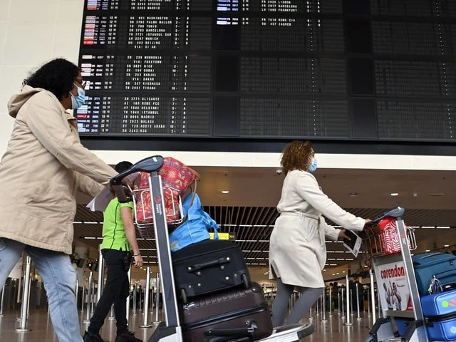 Voyages: 576 voyageurs pris sur le fait avec un faux test Covid à Brussels Airport depuis la mi-avril