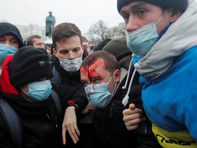 Geen extra sancties tegen Rusland ondanks arrestatie Navalny