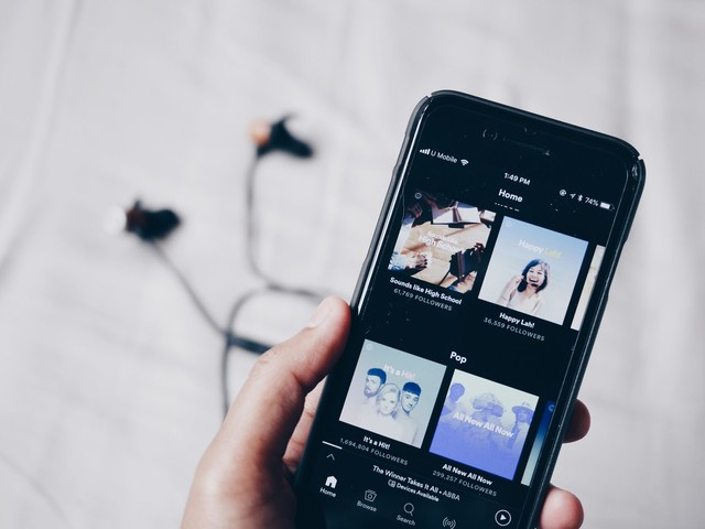 Spotify : des filtres pour classer votre titres préférés selon votre humeur