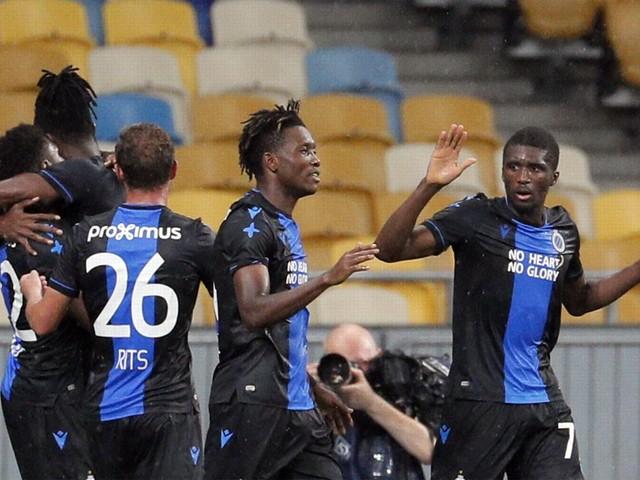 Club Brugge op één ronde van groepsfase Champions League na fel bevochten kwalificatie op het veld van Kiev