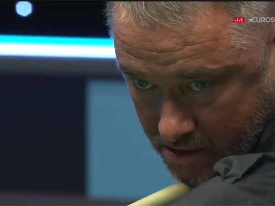 Snookerlegende Stephen Hendry start tweede carrière met nederlaag in Gibraltar Open