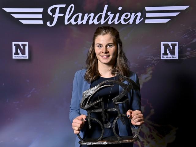 """Flandrienne Lotte Kopecky: """"Ik sta voor een van mijn belangrijkste seizoenen"""""""