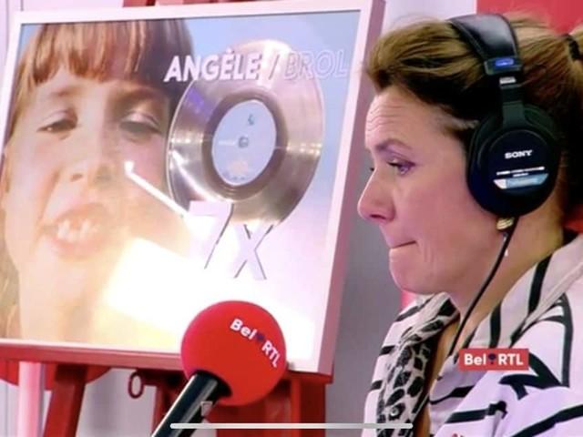 """Télévie : Angèle bat tous les records avec """"Brol"""""""