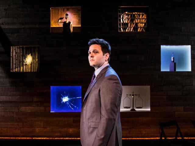 'Derek DelGaudio's In & Of Itself' Review: Wow Factor Meets Why Factor