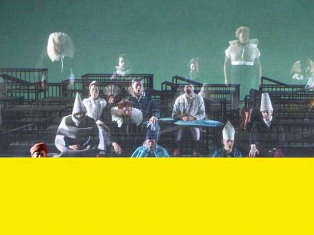 Vlaamse kunstenaars bedekken 60 procent van hun kunst uit protest tegen besparingen van regering-Jambon